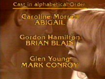 Cast in alphabetical order